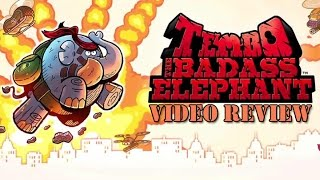 Review: Tembo - The Badass Elephant (Xbox One & PlayStation 4)