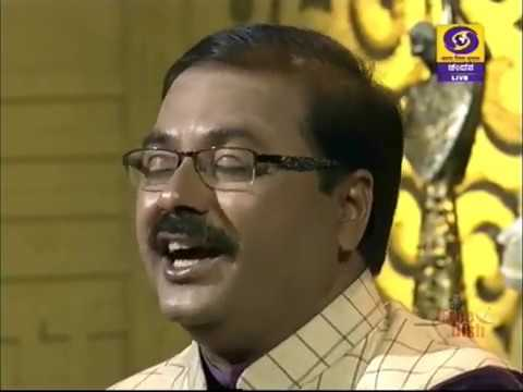 Singer Ravindra Soragavi in Shubhodaya Karnataka | DD Chandana