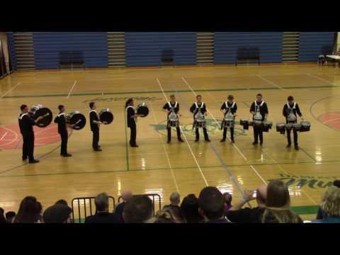 Spanish Springs High School Drumline 2017 - 3/11/17