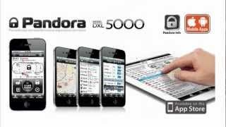 Автосигнализация Pandora DXL 5000(Краткий видео обзор самой современной охранной системы на Российском рынке car security! Высокоинтегрированная..., 2012-05-11T17:41:53.000Z)