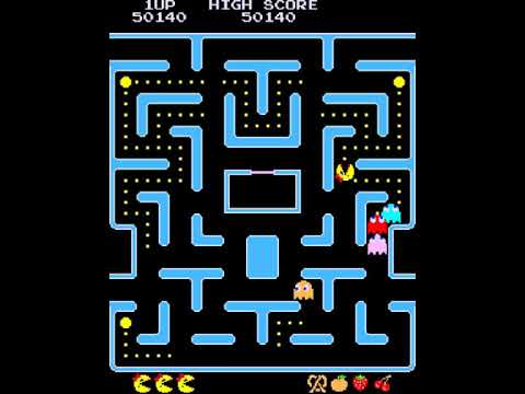 Ms. Pac-Man (Arc) High Score & Kill Screen For RetroUprising.com