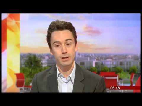 Andrea's Interview on BBC Breakfast | Veeno
