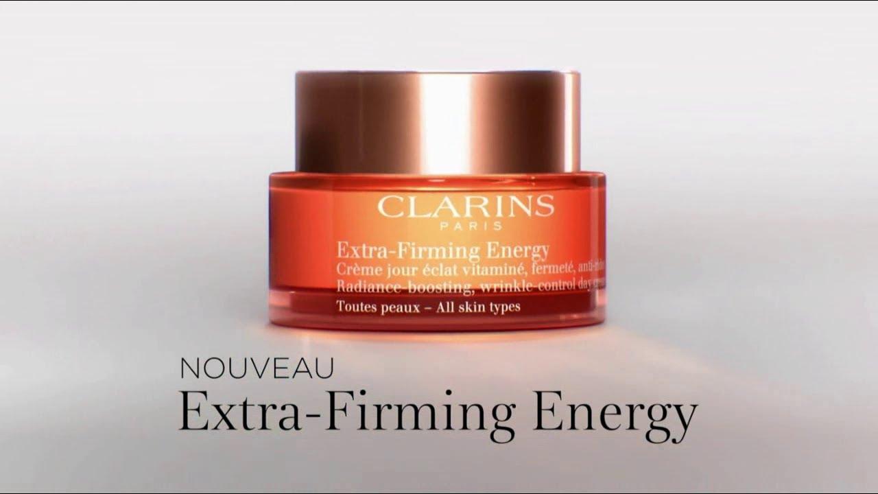 Musique de la pub Nouveau Extra-firming Energy Clarins Paris  Mai 2021