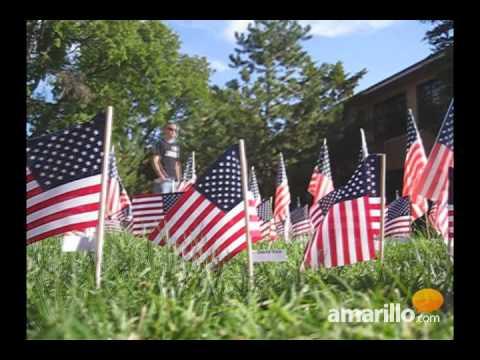 Amarillo College 9/11 Ceremony