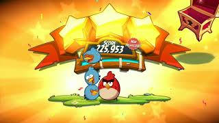 Angry birds 2 walkthrough part 1 (levels 1 to 5)