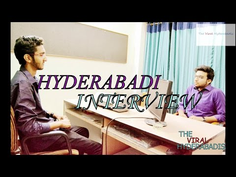 HYDERABADI INTERVIEW | HYDERABADI COMEDY | THE VIRAL HYDERABADIS