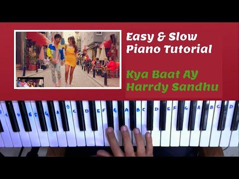 Kya Baat Ay  how to play kya baat ay on piano  piano Tutorial  Manny Singh