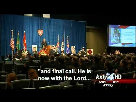 John Knighten's final call