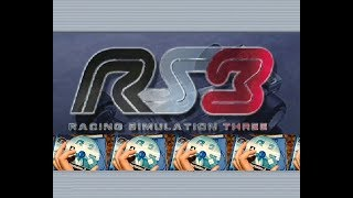Racing Simulation 3, PlayStation 2, Gameplay, Arcade, Ubi Soft, 2003, RS3, PS2, PC, GameCube, Three,