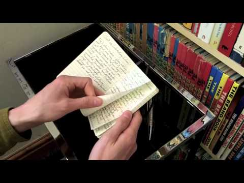 What is in my Moleskine Pocket Notebook?