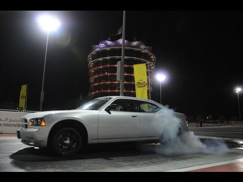 Drag Racing 2010 Dodge Charger Pursuit 5 7l Hemi Police Package