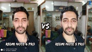 Xiaomi Redmi Note 6 Pro vs Redmi Note 5 Pro [Camera Comparison] Who Wins??