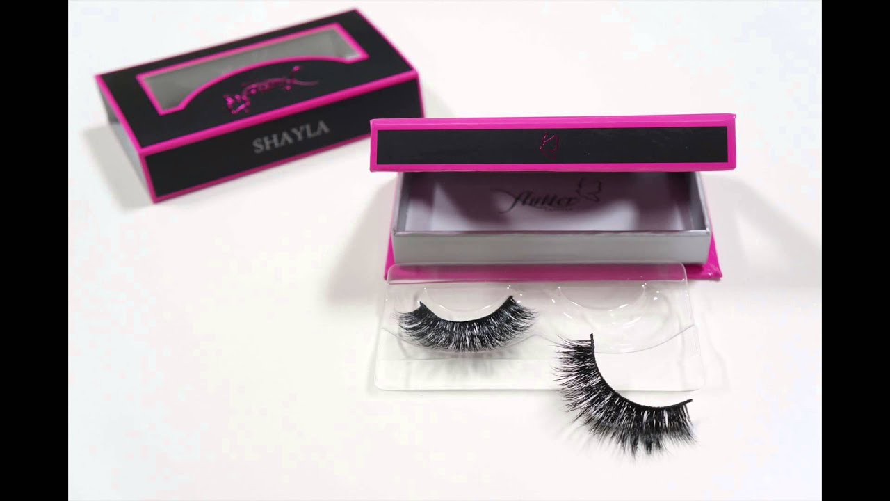 Shayla Mink by Flutter Lashes #4