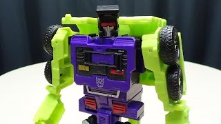 Generations Combiner Wars HOOK (Devastator Part 1): EmGo