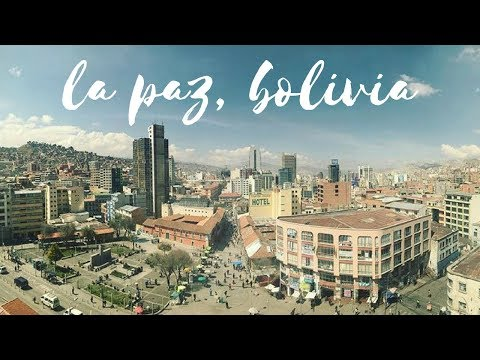 LA PAZ, BOLIVIA TRAVEL VLOG