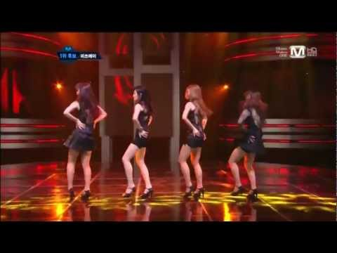 미쓰에이_터치(Touch By Miss A@Mcountdown_2012.03.08)