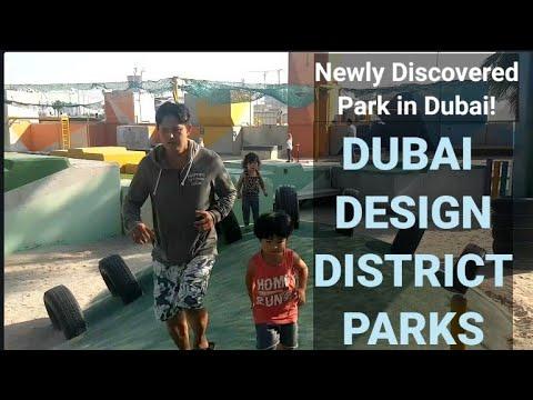 DUBAI PARKS – DUBAI DESIGN DISTRICT PARK