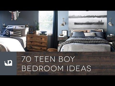 70 Teen Boy Bedroom Ideas