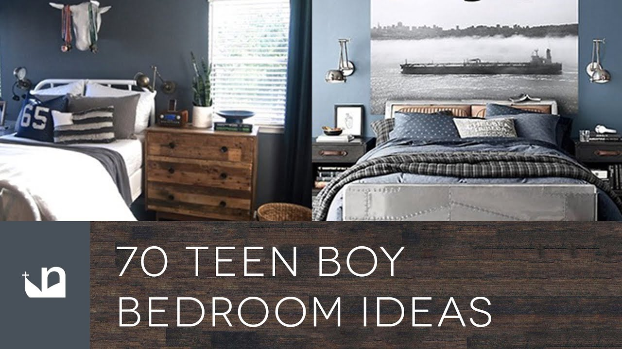 70 Teen Boy Bedroom Ideas Youtube
