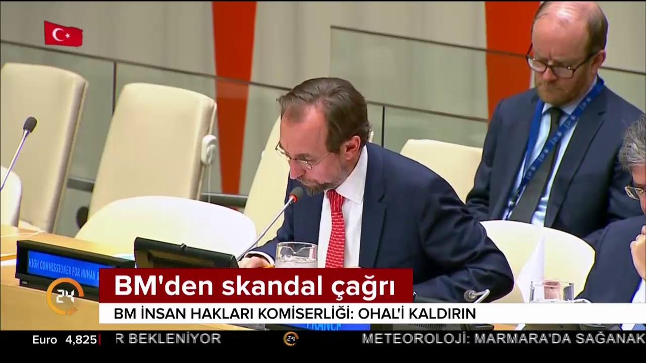 BM'den Türkiye'ye küstah talep!