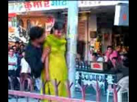 haldwani bazar.3gp KUMAO SONG