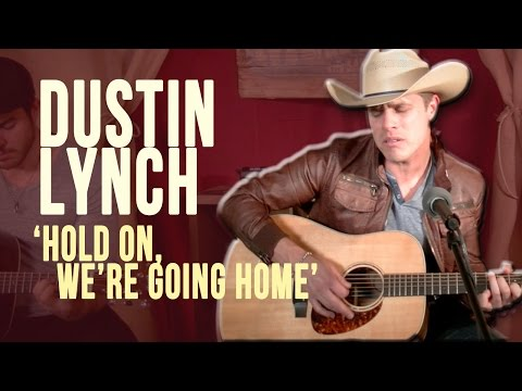 Dustin Lynch Sings Drake's 'Hold On, We're Going Home'