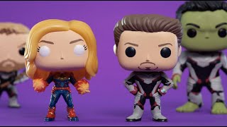 Marvel Studios' 'Avengers: Endgame' toys come to Walmart | Stop Motion