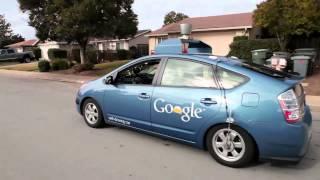 Беспилотный автомобиль Google Car тест драйв | Машина авто видео характеристики описание(, 2014-11-25T20:09:49.000Z)
