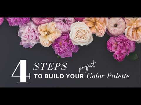 How to Choose Colors for Your Brand