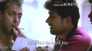 ❤️Kyun Kisi Ko Wafa Ke Badle | Tere Naam | New Whatsapp Sad Status | Malik Asif |❤️