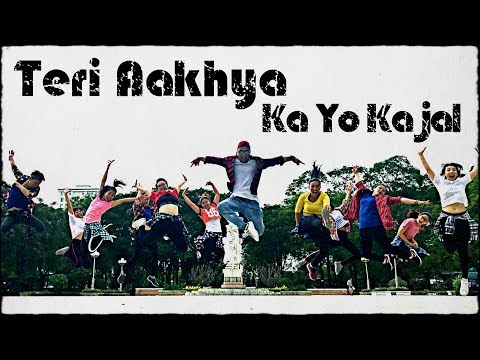 Teri Aakhya Ka Yo Kajal | DC Madana, Veer Dahiya | New Haryanvi Song | SK Choreography
