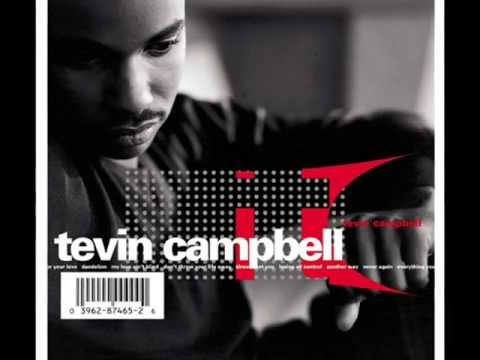 Tevin Campbell - For Your Love