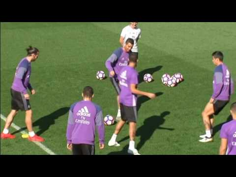 Zidane denies Marcelo training ground drama after Real Madrid win