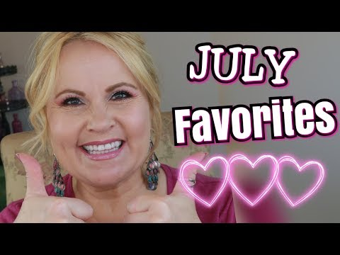 My July 2019 Makeup Favorites ~ Best In Beauty thumbnail
