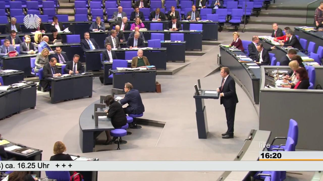 Plenarrede zum Bundeswehreinsatz zur Bekämpfung des IS-Terrors und Stabilisierung des Iraks