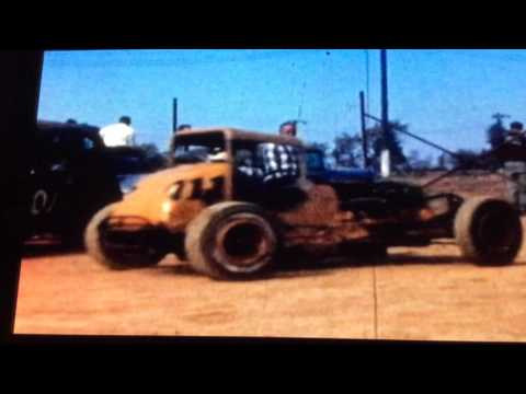 Crawford County Fairgrounds (Meadville, PA) & Sharon Speedway vintage racing footage
