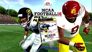 Why Me & Snoop think you guys should make College Sports Games Backwards Compatible!
