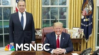 Richard Stengel: Russian Foreign Minister Toying With Trump | The Last Word | MSNBC