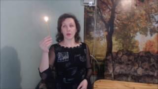 Как снять порчу церковной свечой