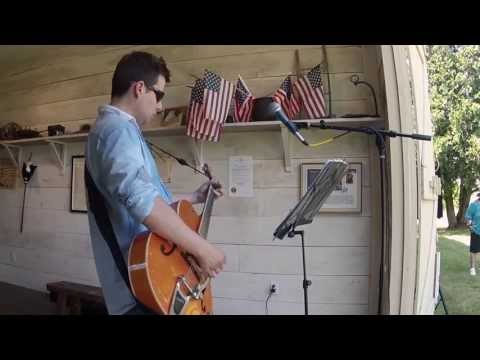 Wake Up Blues by Aaron Fry, Filmed LIVE in Lebanon, CT