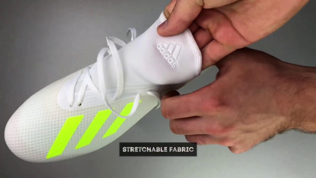 Adidas X 18.3 FG 'Virtuso Pack