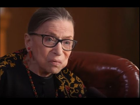 Ruth Bader Ginsburg: On Packing the Court - June 24, 2019