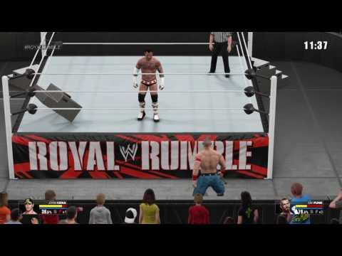 John Cena vs CM Punk - WWE Championship - Iron Man Match ( FULL MATCH )