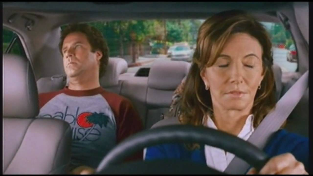 Step Brothers Car Scene Hilarious Youtube