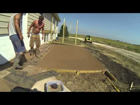 "Speedscaping 04 - 12"" wood grain cement stamp"