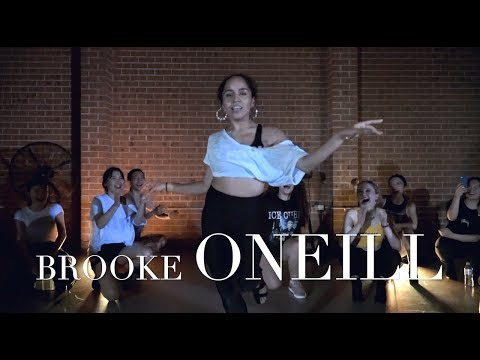 Toni Braxton - He Wasn't Man Enough For Me | BROOKE ONEILL CHOREOGRAPHY