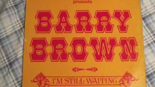 Barry Brown - Head A Go Roll