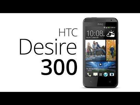 HTC Desire 300 (recenze)