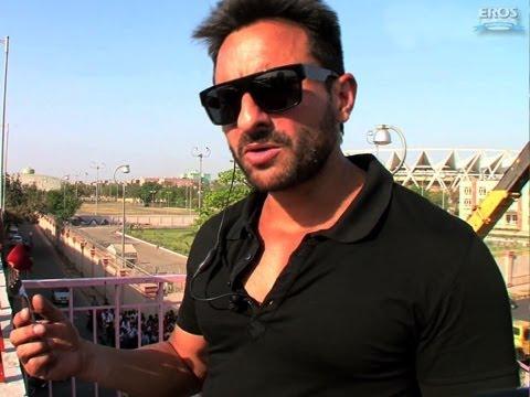 The Making of Agent Vinod  Saif Ali Khan & Kareena Kapoor