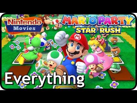 Mario Party Star